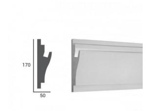 Карниз световой под подсветку Tesori KD403 из пенополистирола