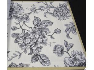 Elegancia Flower Art AQUTAINE Charcoal