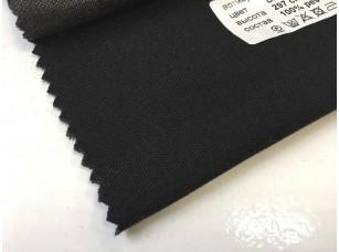 Ткань Vistex Paris Black для штор блэкаут