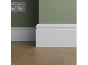 Плинтус Ultrawood арт. Base 5501 (2440 x 100 x 12 мм.)