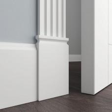 Декор. эл-т нижний Ultrawood из ЛДФ арт. D 1095 (95x155x18)