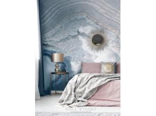 Обои Elegant Пыльно-голубой 19995