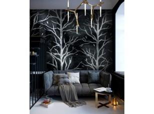 Обои Arbre Деревья на фактуре интерьер 16866