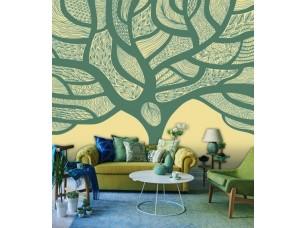 Обои Arbre Дерево стилизация интерьер 2 16870