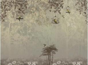 Обои Arbre Райские птицы 18544