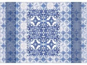 Обои Dolce Blue tiles 17843