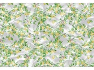 Обои Dolce Lemons White 17869