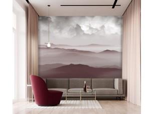 Обои Euphoria Панорама гор 18695