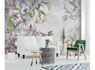 Обои Floreale Flowers with texture 2 интерьер 17256