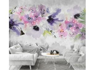 Обои Floreale Flowers with texture 3 интерьер 17258