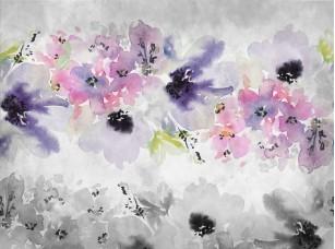 Обои Floreale Flowers with texture 3 17259