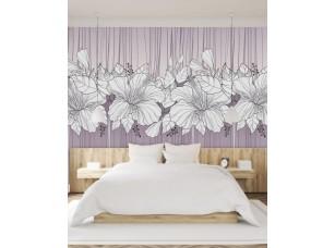Обои Floreale Hibiscus интерьер 17260