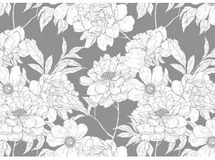 Обои Floreale White flowers 3 17307
