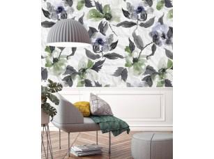 Обои Floreale Paper motif 2 интерьер 17322