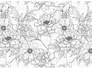 Обои Floreale linear forms 17325