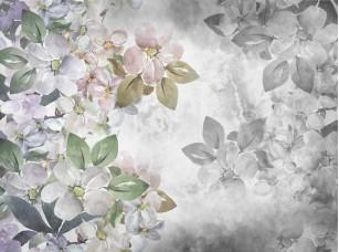 Обои Floreale Flowers with texture 17331