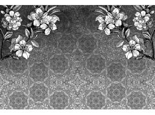 Обои Floreale Black and white 18633