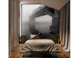 Обои Grayscale Мост интерьер 16976