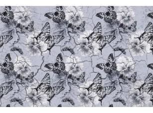 Обои SweetHome Dark butterflies 18879