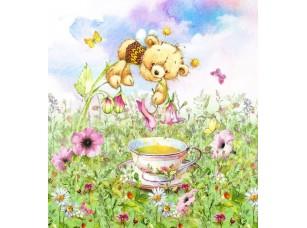 Обои Tea time Strawberry tea 17194