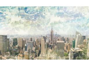 Обои Urban New York листья 18441