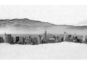 Обои Urban Torn paper NYC 18475