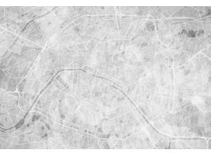 Обои Urban Paris map #2 18489