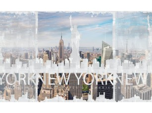 Обои Urban Statue of Liberty 18493