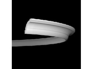 Карниз европласт 1.50.101 гибкий белый