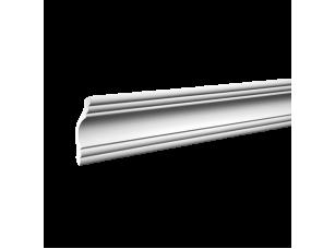 Карниз Европласт 1.50.102 из полиуретана для оформения интерьеров