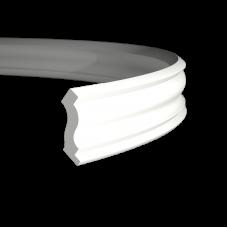 Карниз европласт 1.50.103 гибкий белый