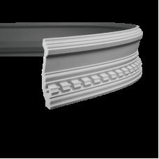Карниз европласт 1.50.109 гибкий белый