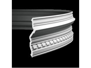 Карниз европласт 1.50.110 гибкий белый