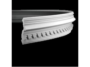 Карниз европласт 1.50.111 гибкий белый