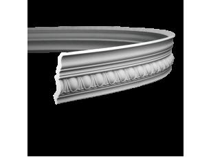 Карниз европласт 1.50.116 гибкий белый