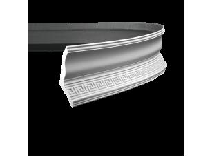 Карниз европласт 1.50.118 гибкий белый