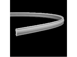 Карниз европласт 1.50.123 гибкий белый