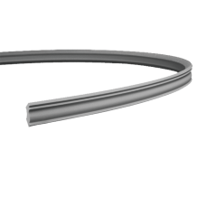 Карниз европласт 1.50.130 гибкий белый