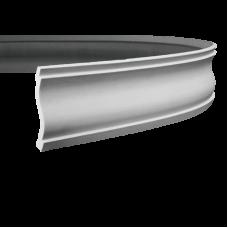 Карниз европласт 1.50.131 гибкий белый