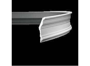 Карниз европласт 1.50.132 гибкий белый