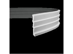 Карниз европласт 1.50.145 гибкий