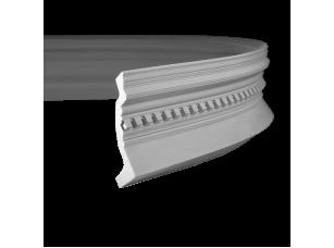 Карниз европласт 1.50.153 гибкий белый