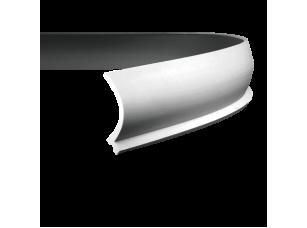 Карниз европласт 1.50.220 гибкий белый