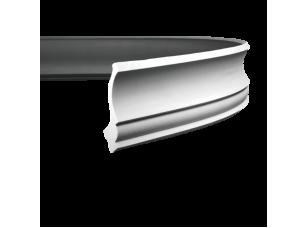 Карниз европласт 1.50.221 гибкий белый