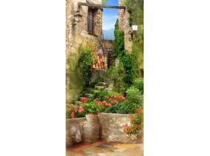 Фреска Лестница во дворик, арт. 6317