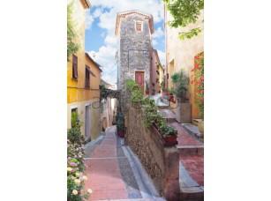 Фреска Классическая европейская улочка, арт. 4993