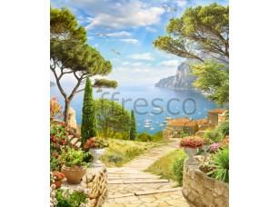 Фреска Солнечная бухта, арт. 6434