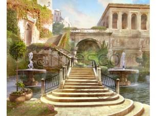 Фреска Архитектура дворец, арт. 4910