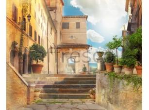 Фреска Итальянский дворик, арт. 4949