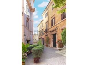 Фреска Утренняя итальянская улочка, арт. 4980